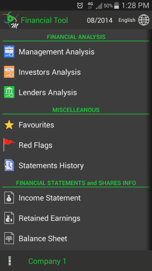Financial Tool Multi